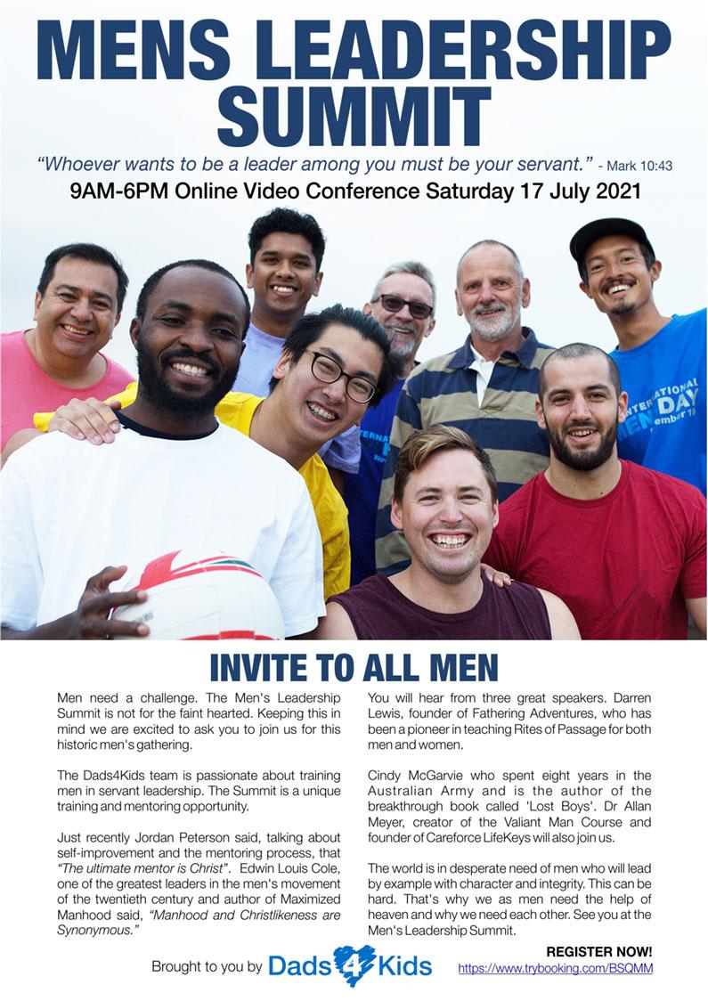 Men's Leadership Summit