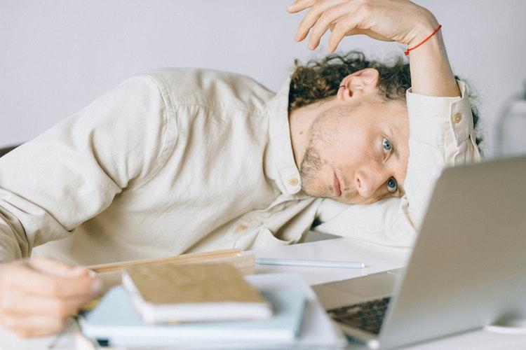 burnout unhappy