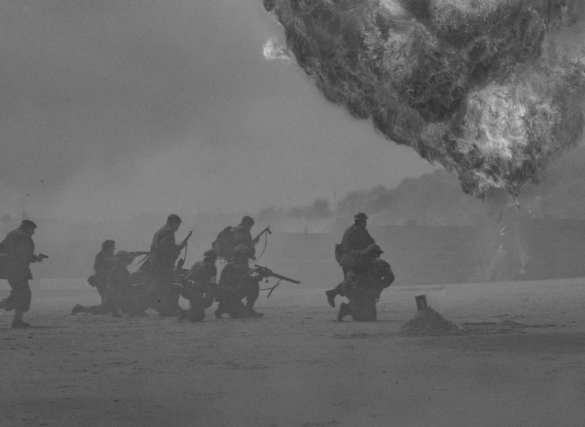 D-Day soldiers