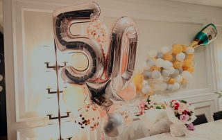 birthday - 50 years old